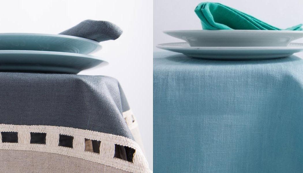 BORGO DELLE TOVAGLIE Nappe rectangulaire Nappes Linge de Table  |