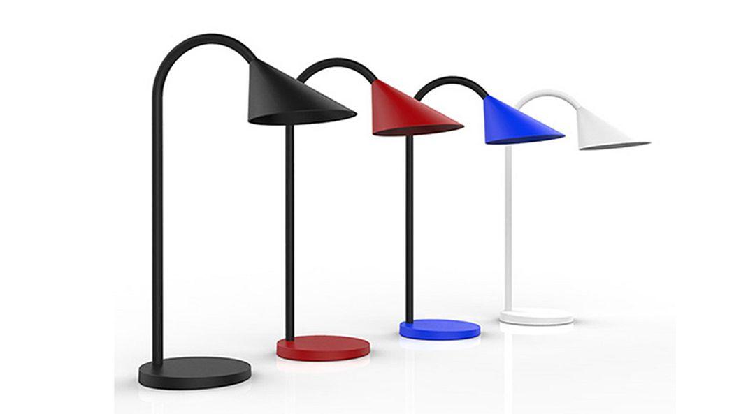 Unilux Lampe de bureau à LED Lampes Luminaires Intérieur  |