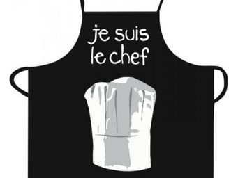 Incidence - tablier - je suis le chef - Tablier De Cuisine