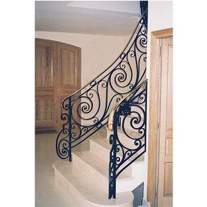 Inox.fr Rampe d'escalier