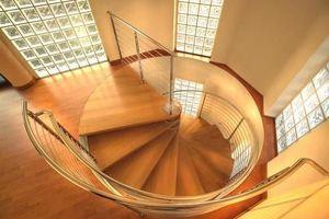 Er2m Escalier hélicoïdal