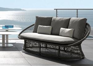 Canapé de jardin-ITALY DREAM DESIGN-Rope