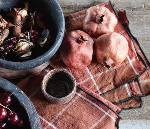 Serviette de table-Maison De Vacances-Toile Mimi Nara
