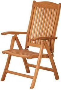 Tek Import - fauteuil inclinable - Fauteuil De Jardin Pliant