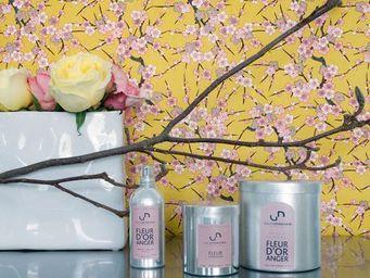 Gilles Dewavrin - gamme rose - Parfum D'intérieur