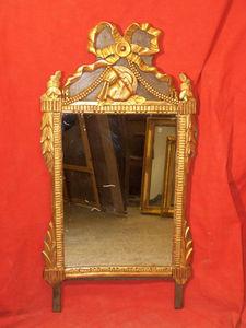 L'Atelier de la dorure -  - Miroir