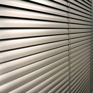 Stores Discount - store vénitien aluminium alu naturel lames 25 mm - Store Vénitien