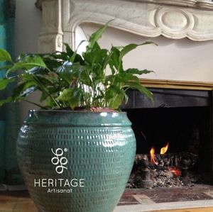 HERITAGE ARTISANAT -  - Cache Pot