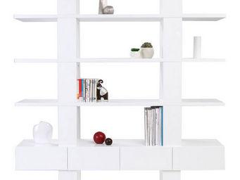 Miliboo - nathan bibliotheque - Bibliothèque Ouverte