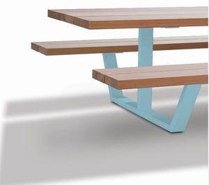 Cassecroute -  - Table Pique Nique