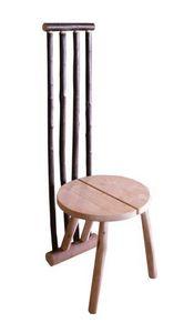 Création Chataîgnier -  - Chaise De Jardin