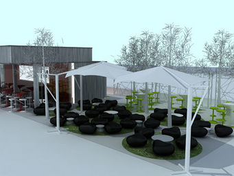 a3studiomadrid -  - Abri De Terrasse