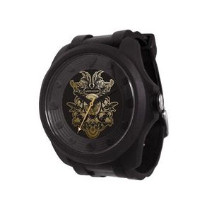 WIZE&ope - biggy black & gold - Montre