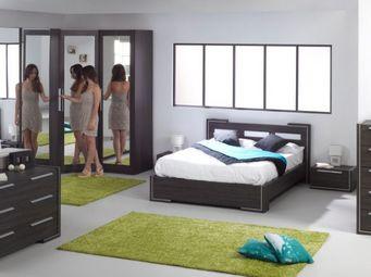 CDL Chambre-dressing-literie.com -  - Penderie