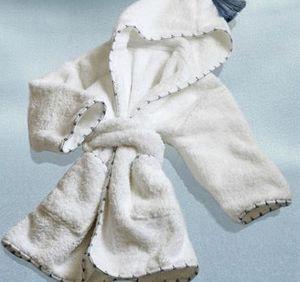 PRETTY LINGE -  - Peignoir Enfant