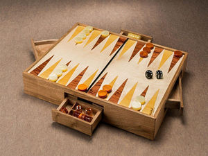 WOOD AND MOOD - the dome - Backgammon