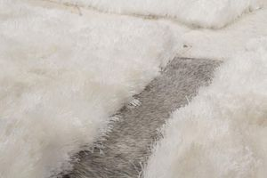 NAZAR - tapis diva 160x230 snow - Tapis Contemporain