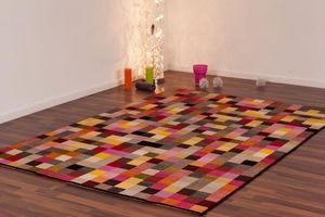 NAZAR - tapis freestyle 120x170 rainbow - Tapis Contemporain