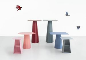 Matiere Grise -  - Table De Jardin