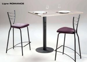 Mobilier Carrier - romance - Chaise Haute De Bar
