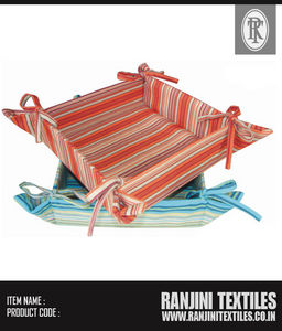 RANJINI TEXTILES -  - Corbeille À Pain