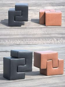 EVOLUTION21 - contact - Pouf
