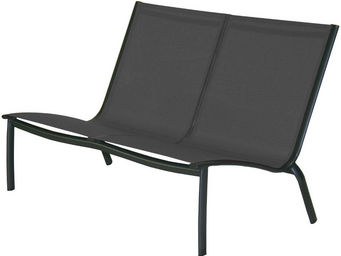PROLOISIRS - sofa lounge linéa gris - Banc De Jardin