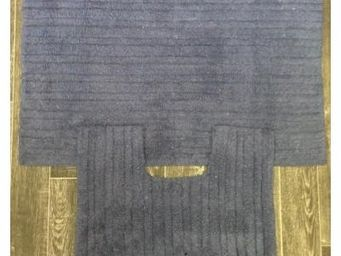 ILIAS - tapis de salle de bain et toilette jean - Tapis De Bain