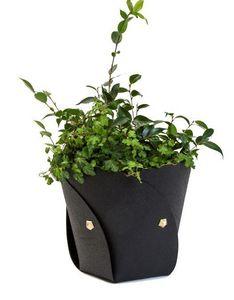 KLONG - poppy basket - Cache Pot