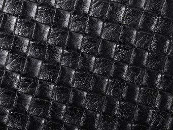 Le Quartier des Tissus - skai simili cuir petits carreaux - Simili Cuir