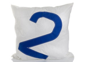 727 SAILBAGS - grand coussin - Coussin Carré