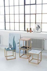 KRISTINA DAM STUDIO -  - Table Basse Carrée