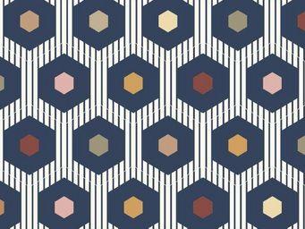 BEAUREGARD - hexagone-- - Carreau De Ciment