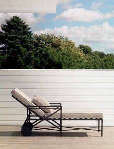 Triconfort -  - Chaise Longue De Jardin