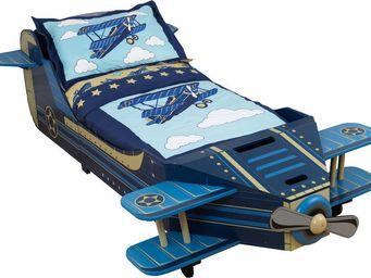 KidKraft - lit pour enfant aviateur - Lit Enfant