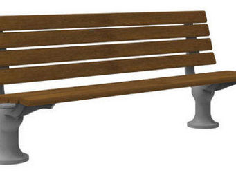Maglin Site Furniture - hbsf - Banc Urbain