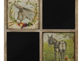 Interior's - menu ânes - Ardoise De Bistrot