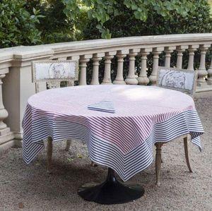 A CASA BIANCA - arona multi-stripe - Nappe Carrée