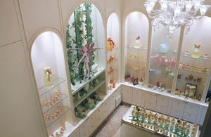MALHERBE DESIGN - annick goutal - Agencement De Magasin