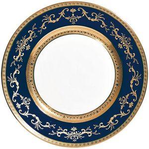 Raynaud - medicis bleu - Assiette Plate