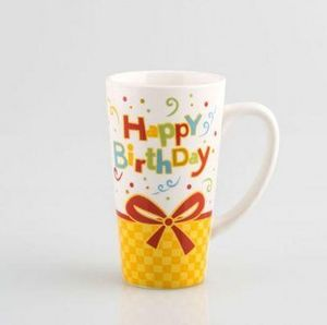 ICD COLLECTIONS - happy birthday - Mug