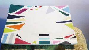 Tywacs Créations -  - Assiette Plate