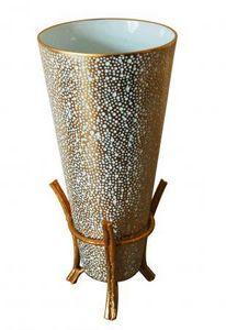 CREATION GALANT -  - Vase � Fleurs