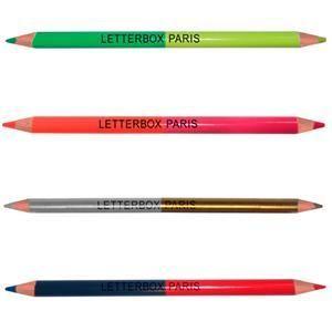 Letterbox -  - Crayons De Couleur