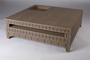 BALDAI JUMS -  - Table Basse Carrée