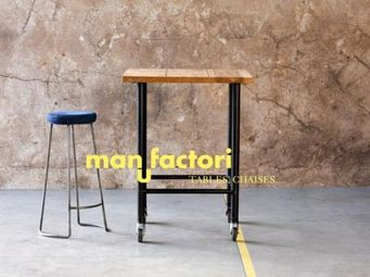 MANUFACTORI -  - Tabouret De Bar