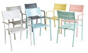 Borek -  - Chaise De Jardin