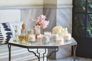 MYHOME country -  - Bougie Parfum�e