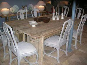ORNAMENTA -  - Table De Repas Rectangulaire