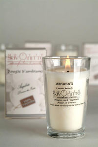 MAITRE SAVONITTO -  - Bougie Parfumée